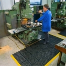 Tapis anti-fatigue milieu humide / sec