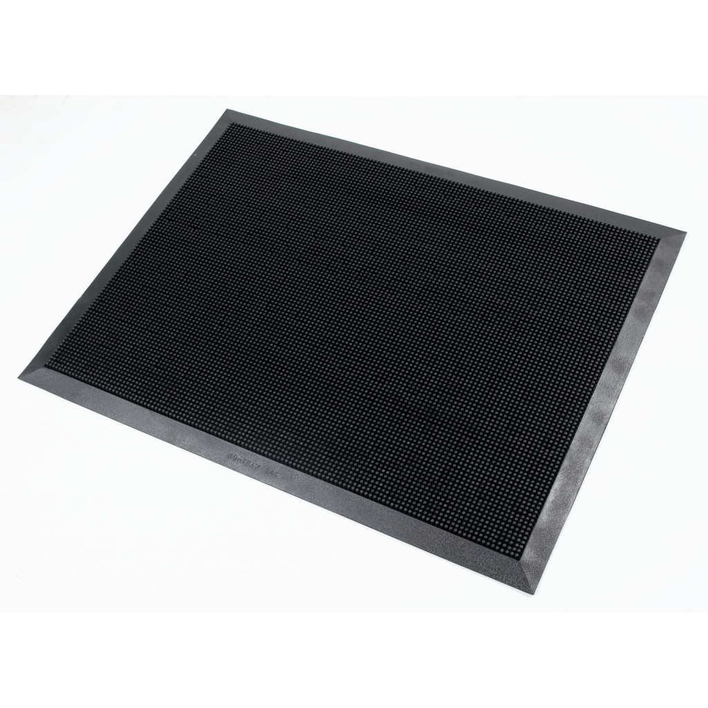 tapis d 39 entr e non absorbant trafic intense 345 rubber brush. Black Bedroom Furniture Sets. Home Design Ideas