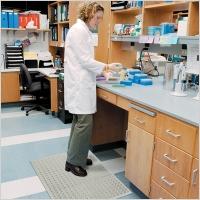 Tapis de laboratoire / Sol de pharmacie / Revêtement d'hôpital