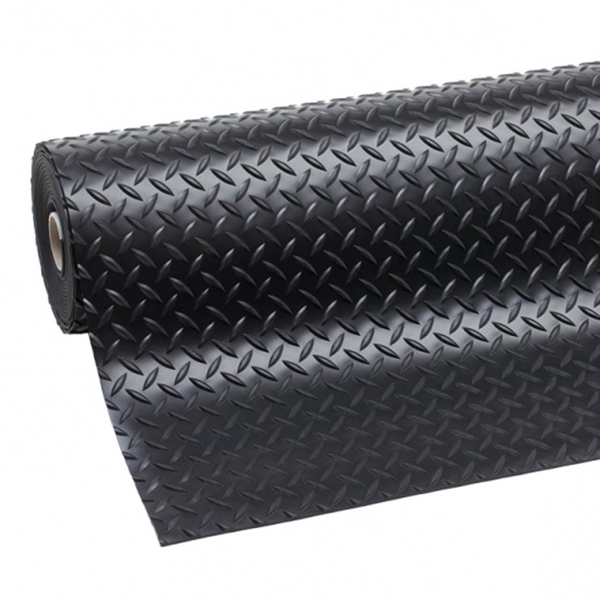 tapis pvc en t le de diamant 737 diamond plate runner. Black Bedroom Furniture Sets. Home Design Ideas
